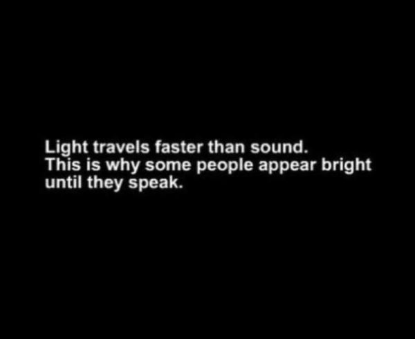 Sound than travels what faster Traveling Faster