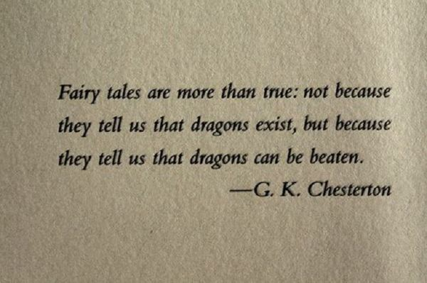 more than true the wisdom of fairy tales
