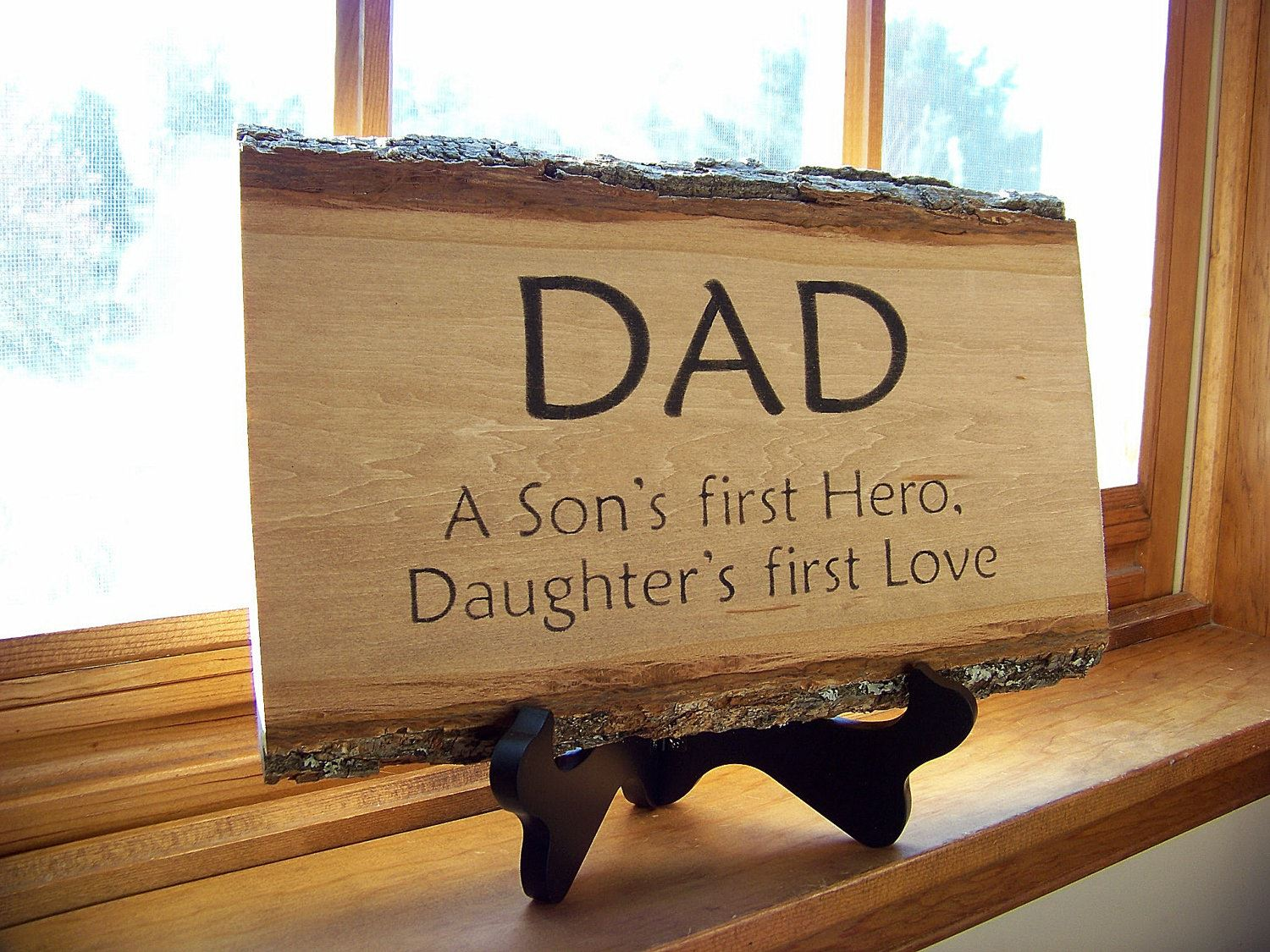 Yoddler - Dad - A son's first hero, daughter's first love